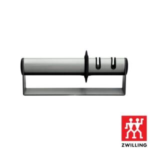 Afiador para Facas 2 Estágios Zwilling Twinsharp Select de Aço Inox
