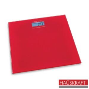 Balança Haüskraft 180kg Vermelha