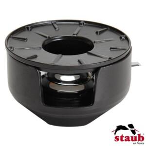 Base Universal 18cm para Aquecimento de Panelas Staub Accessories de Ferro Fundido