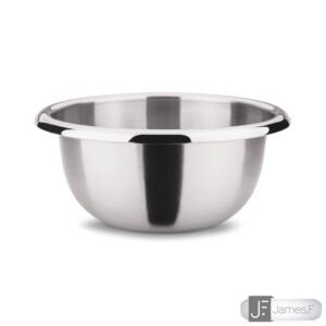 Bowl 28cm James.F de Aço Inox