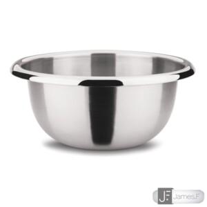 Bowl 32cm James.F de Aço Inox