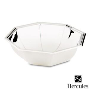 Bowl Oitavado de Prata Ibiza diam.26,5x8cm Hercules