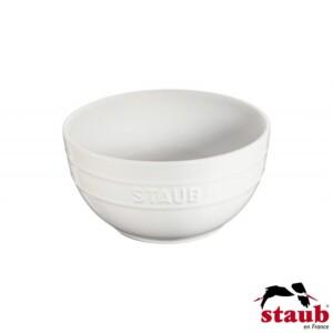 Bowl Staub Ceramic 12cm Branca
