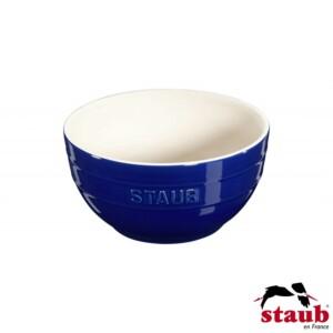 Bowl Staub Ceramic 17cm Azul Marinho