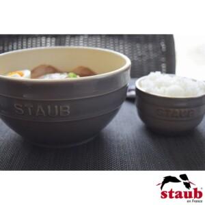 Bowl Staub Ceramic 17cm Cinza Anciant