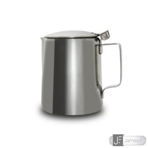 Bule para Chá e Café com Tampa 600ml James.F de Aço Inox