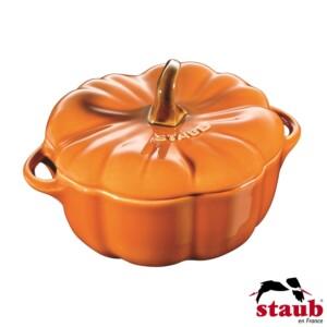 Caçarola Abóbora 14cm Canela Staub Specialties Ceramic