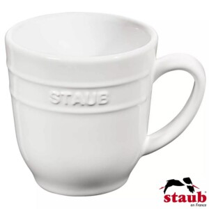 Caneca Staub Ceramic 350ml Branca