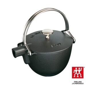 Chaleira 1,5 litro Staub La Théière de Ferro Fundido Preta