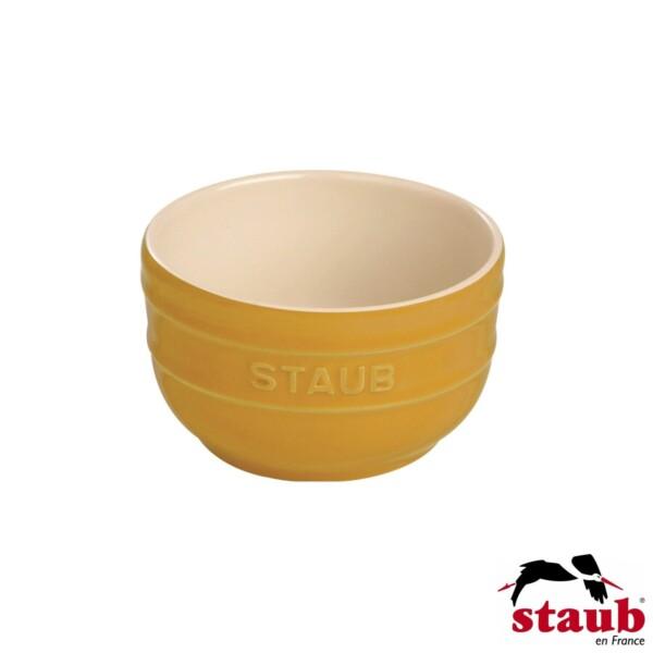 Cj. 2 Ramequim 8cm Limão Staub Ceramic