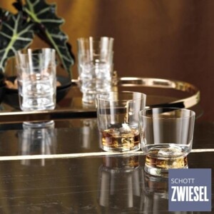 Cj. 6 Copos para Whisky 476ml Schott Zwiesel Tower de Cristal