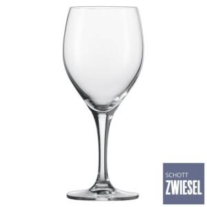 Cj. 6 Taças para Água e Vinho Tinto 445ml Schott Zwiesel Mondial de Cristal