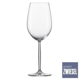 Cj. 6 Taças para Bordeaux 591ml Schott Zwiesel Diva de Cristal