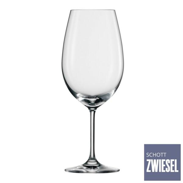 Cj. 6 Taças para Bordeaux 633ml Schott Zwiesel Ivento de Cristal
