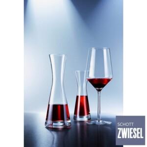Cj. 6 Taças para Bordeaux 680ml Schott Zwiesel Pure de Cristal