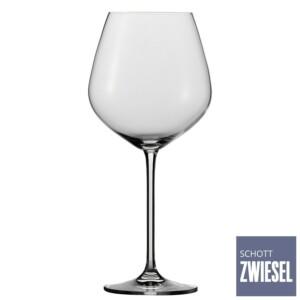 Cj. 6 Taças para Borgonha 335ml Schott Zwiesel Mondial de Cristal