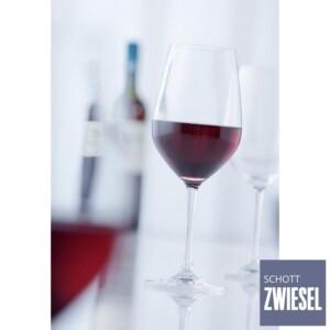 Cj. 6 Taças para Borgonha 404ml Schott Zwiesel Vina 404ml de Cristal