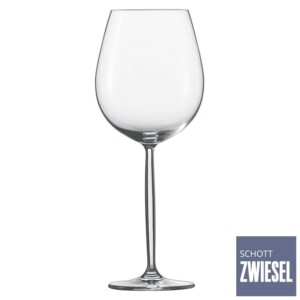 Cj. 6 Taças para Borgonha 480ml Schott Zwiesel Diva de Cristal