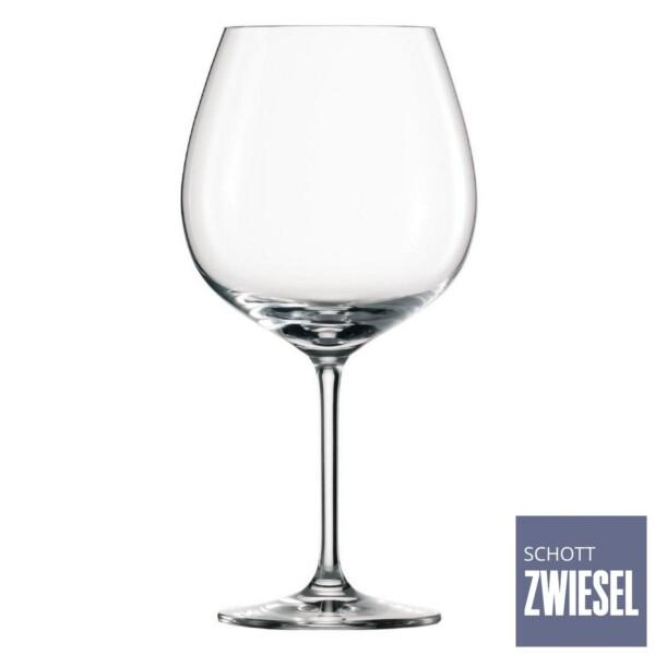 Cj. 6 Taças para Borgonha 783ml Schott Zwiesel Ivento de Cristal