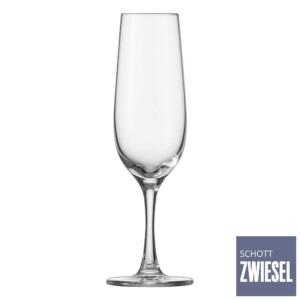Cj. 6 Taças para Champagne (Flute) 235ml Schott Zwiesel Congresso de Cristal