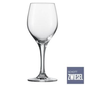 Cj. 6 Taças para Vinho Branco 270ml Schott Zwiesel Mondial de Cristal