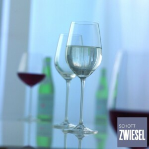 Cj. 6 Taças para Vinho Branco 420ml Schott Zwiesel Fortissimo de Cristal