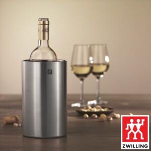 Cooler para Vinho Zwilling Sommelier de Aço Inox