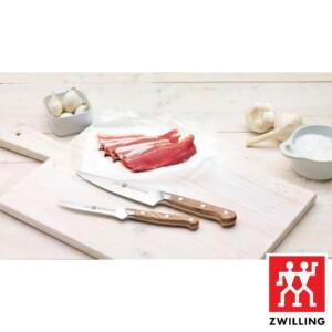 "Faca de Carne 6"" Zwilling Pro Wood de Aço Inox"