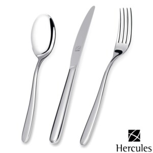Faqueiro Hercules 101 Peças Luna sem Estojo