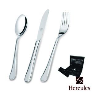 Faqueiro Hercules 101 Peças Plaza com Estojo