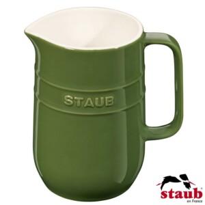 Jarra Staub Ceramic 1 litro Verde Basil