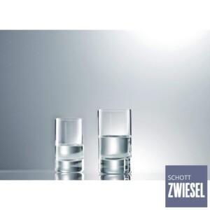 Cj. 6 Copos Shot para Destilados 50ml Schott Zwiesel Paris de Cristal