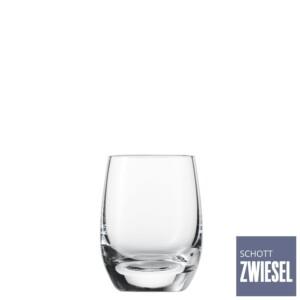 Cj. 6 Copos Shot para Destilados 75ml Schott Zwiesel Banquet de Cristal