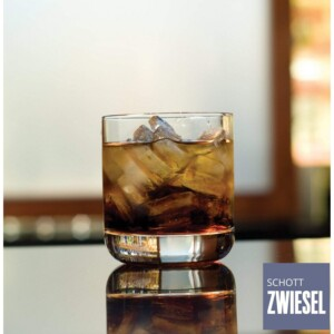 Cj. 6 Copos para Whisky 300ml Schott Zwiesel Convention de Cristal
