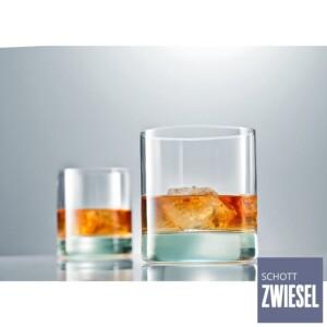 Cj. 6 Copos para Whisky 315ml Schott Zwiesel Paris de Cristal