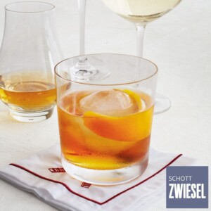 Cj. 6 Copos para Whisky 356ml Schott Zwiesel Basic Bar Selection de Cristal