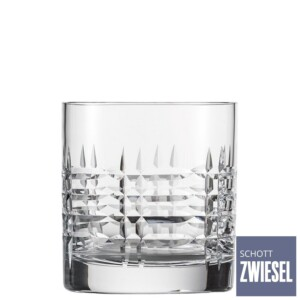 Cj. 6 Copos para Whisky 369ml Schott Zwiesel Basic Bar Classic de Cristal