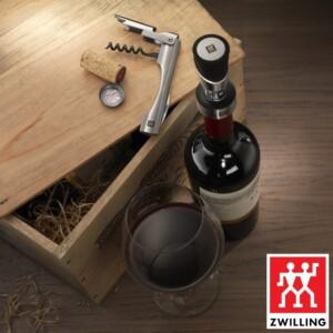 Kit 2 Peças para Vinho Zwilling Sommelier