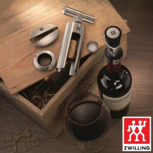 Kit 4 Peças para Vinho Zwilling Sommelier