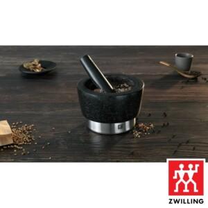 Mortar e Pilão Zwilling Spices de Pedra