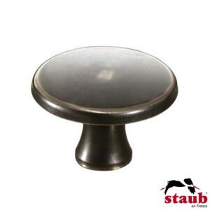 Puxador Grande para Cocotte Vintage Staub Accessories de Bronze