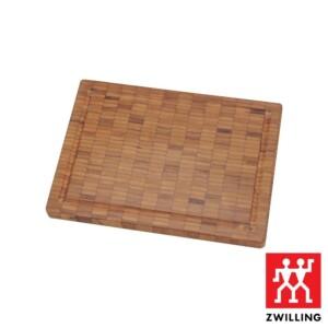 Tábua de Corte Pequena Zwilling de Bambu