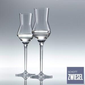 Cj. 6 Taças para Grappa 113ml Schott Zwiesel Bar Special de Cristal