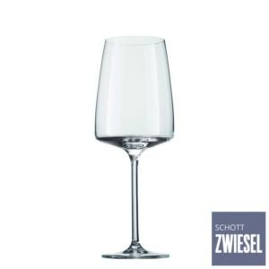 Cj. 6 Taças para Vinho Tinto 535ml Schott Zwiesel Sensa de Cristal