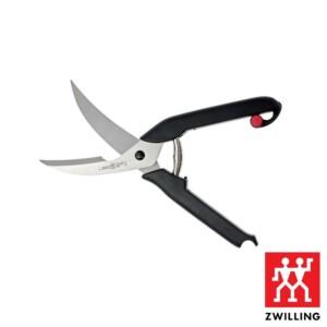 Tesoura para Aves Zwilling 255mm de Aço Inox Preta