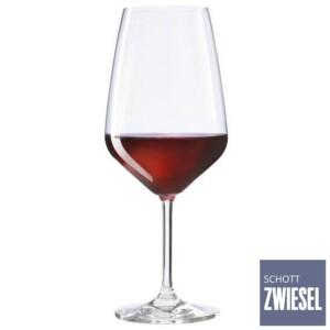 Cj. 6 Taças para Vinho Tinto 497ml Schott Zwiesel Taste de Cristal
