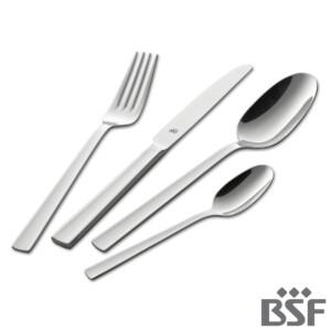 Faqueiro BSF 45 Peças Relax de Aço Inox