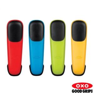 Conjunto de Clipes Magnéticos Oxo Softworks 4 Peças Coloridas