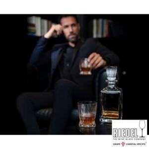 Copo para Whisky 295ml Riedel Fire 2 Peças