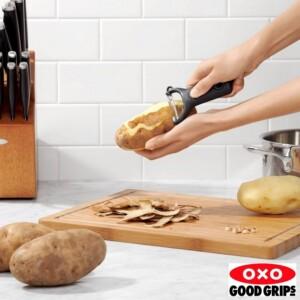 Descascador de Legumes Oxo Good Grips Cinza